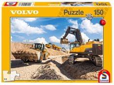Schmidt Puzzle Volvo L120GZ, A40F, EC750D 150 dílků