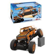 Hot Wheels R/C Crawler avto, na daljinsko vodenje
