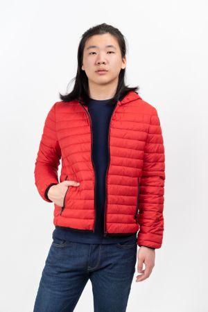 Trussardi Jeans moška jakna 52S00393-1T001596, 48, rdeča