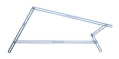 Hedue Šablona pro výrobu stupňů - 13 dílů (t510)