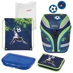 Herlitz školska torba SoftFlex Gol - opremljena