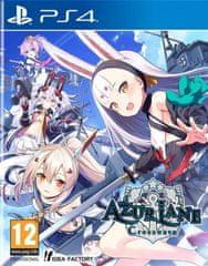 Idea Factory Azur Lane: Crosswave - Commander's - Calendar Edition igra (PS4)