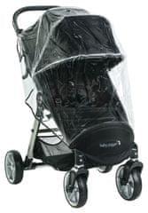 Baby Jogger esőköpeny City Mini 2 4W