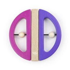Tegu Magnetická hračka TEGU - Swivel Bug - Pink & Purple