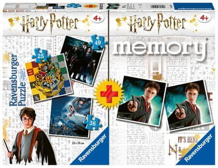 Ravensburger Slagalica 050543 Harry Potter + igra slaganja