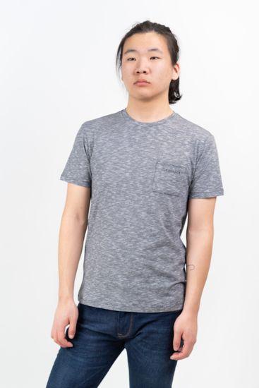 Trussardi Jeans pánske tričko 52T00314-1T003604 S čierna