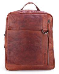 Spikes&Sparrow Brandy kožený batoh SPIKES & SPARROW