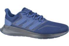 Adidas Runfalcon M EG8605 45 1/3 Granatowe