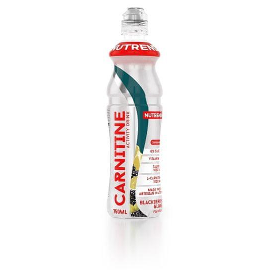 Nutrend Carnitine Activity Drink 750ml eukalyptus - kiwi