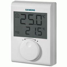 Siemens Prostorový termostat RDH100 - bez programování, kabelový
