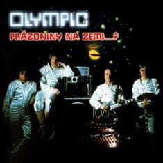 Olympic: Prázdniny na Zemi...? - CD