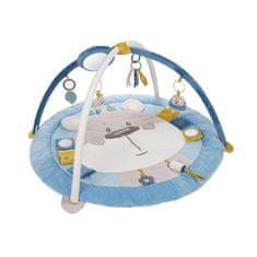 Canpol babies Játszószőnyeg játszóhíddal PASTEL FRIENDS