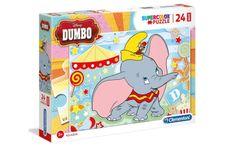 Clementoni Maxi Dumbo slagalica, 24 komada (28501)