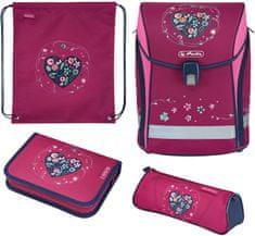 Herlitz školska torba Midi Srce - opremljena