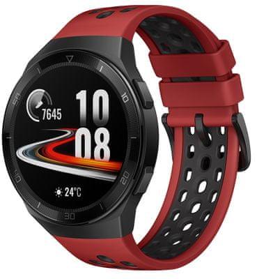 Inteligentné hodinky Huawei Watch GT 2e, sledovanie tepu, multi sport, čas na regeneráciu, VO2 Max, hladina kyslíka v krvi, týždenná záťaž, účinok cvičenia, analýza spánku, hladina stresu, dychové cvičenia