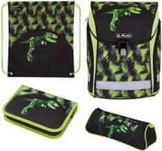 Herlitz Školní taška Midi Dino - vybavená
