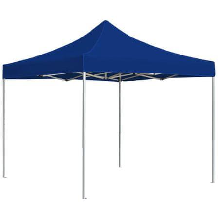 shumee Profesjonalny namiot imprezowy, aluminium, 2x2 m, niebieski
