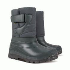 Demar Pánská zimní obuv Demar WORKER 2 3813 zelená Velikost: 40
