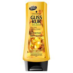 Gliss Kur Oil Nutritive regenerativni balzam 200 ml