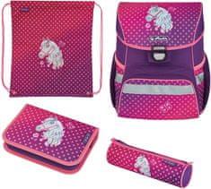 Herlitz Školní taška Loop Kůň - vybavená
