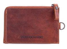 Spikes&Sparrow Brandy kožená peněženka SPIKES & SPARROW
