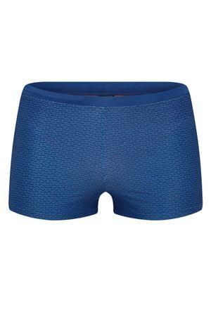 Henderson Férfi fürdőruhák 37823 blue + Nőin zokni Sophia 2pack visone, sötét kék, M