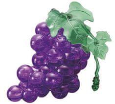 3D Crystal puzzle Víno fialové