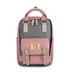 TopBags Batoh Petite Pink 11l