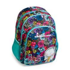 Busquets Dívčí školní batoh Bouquet Hablando Sola 22 l