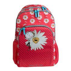 Busquets Dívčí školní batoh Hablando Sola