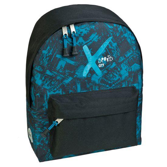 Busquets Chlapecký školní batoh XSport City 16 l
