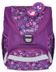 Herlitz UltraLight Ruže školska torba
