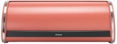 Brabantia Chlebník Roll Top , terakota růžová