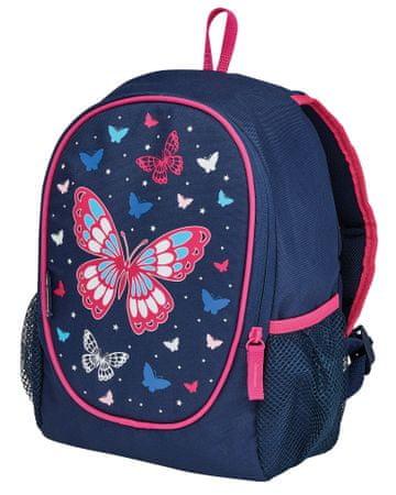 Herlitz Rookie Leptir školska torba za djecu predškolske dobi