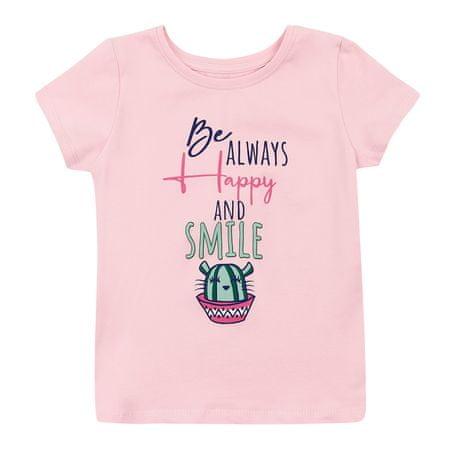 Garnamama koszulka dziewczęca md99582_fm1 92 różowa