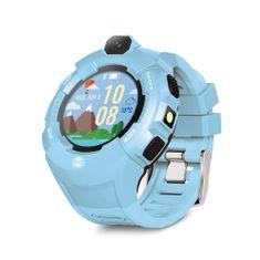 Forever KW-400 dječji sat, WiFi, GPS, kamera, plava