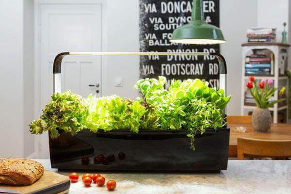 Šikovný kvetináč Tregren T12 Kitchen Garden, automatický