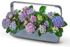 Tregren Tregren T12 Kitchen Garden, šikovný kvetináč, sivý