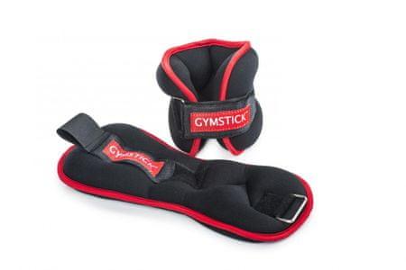 Gymstick uteži za zapestja in gležnje, 2 x 2 kg