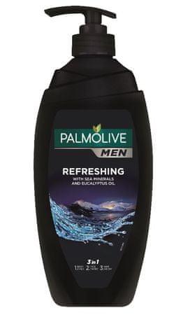 Palmolive Men Refreshing gel za prhanje, 750 ml