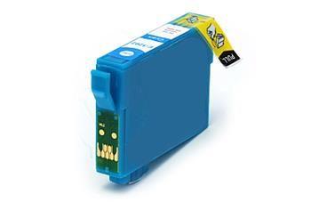 Printwell T1282 C - Epson kompatibilní inkoustová cartridge barva azurová/cyan - liška