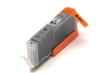 Printwell Canon Pixma MG5700 kompatibilní kazeta, barva náplně šedá, 11 ml