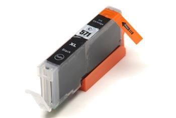 Printwell Canon Pixma MG7753 kompatibilní kazeta, barva náplně černá, 11 ml