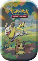Nintendo Karetní hra Pokémon TCG - Galar Pal Mini Tin: Yamper & Morpeko