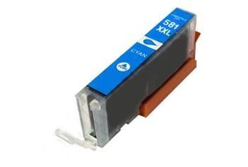 Printwell Canon Pixma TR7550 kompatibilní kazeta, barva náplně azurová, 12,5 ml