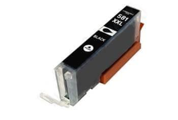 Printwell Canon Pixma TS8250 kompatibilní kazeta, barva náplně černá, 12,5 ml
