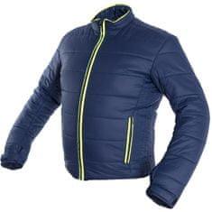 Cappa Racing Bunda moto pánska AMATO textilná modrá / zelená