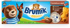 OPAVIA Brumík Čokoládová náplň 24× (5× 30 g)