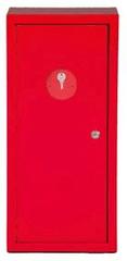 Geos Skříňka se zámkem na hasicí přístroj vodní - bílá RAL 9003