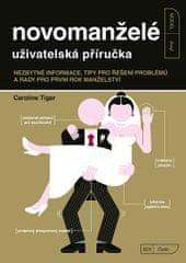 Tiger Caroline: Novomanželé uživatelská příručka - Nezbytné informace, tipy pro řešení problémů a ra